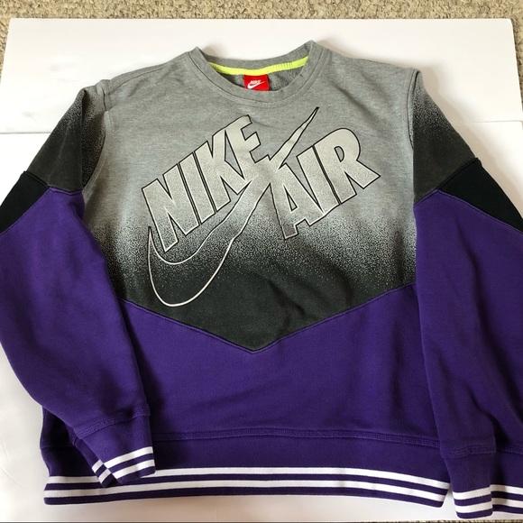 6cac698d45 ... Nike Air Crewneck Sweatshirt L. M 5a7c93f450687c9b02ad85df